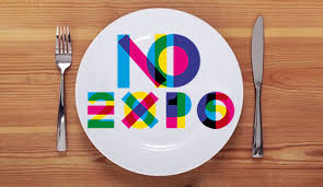 No Expo Slow Food