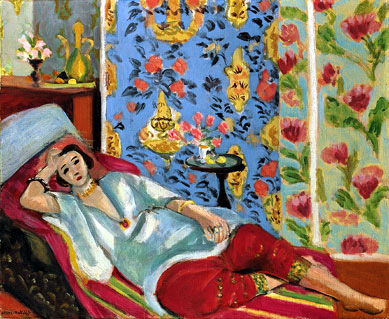 Matisse-Odalisque-in-Red