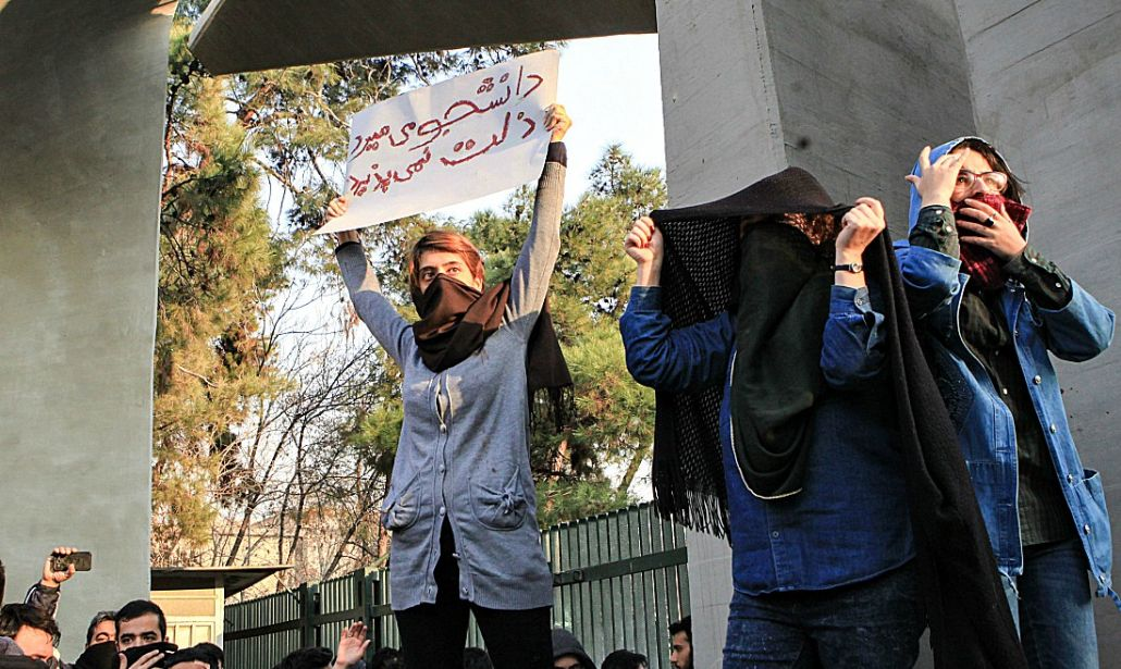 Proteste in Iran