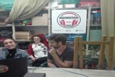 Nasce Radionderoad, nella prima puntata intervista ad Ascanio Celestini