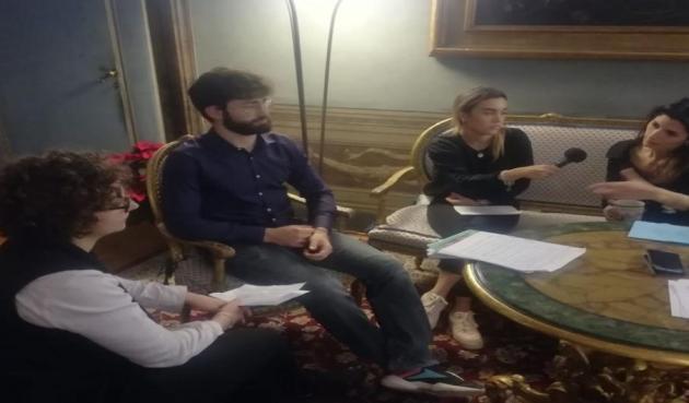 La Sindaca di Roma Virginia Raggi intervistata dai ragazzi di Radionderoad!